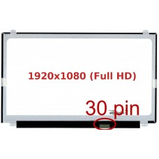 "Экран 15.6"" LED 1920x1080, 30 pin Slim IPS NV156FHM-N41"